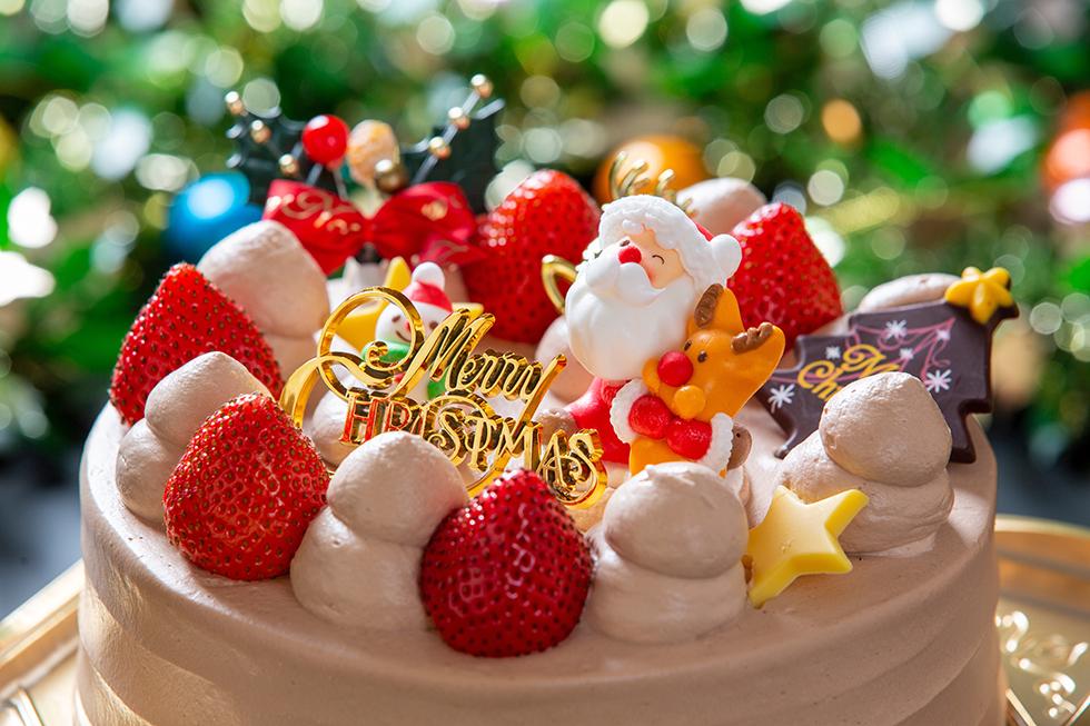 クリスマスケーキ提供